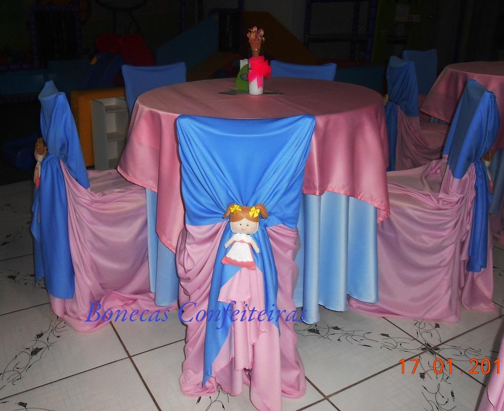 A Toalha de Festa - Fotos: