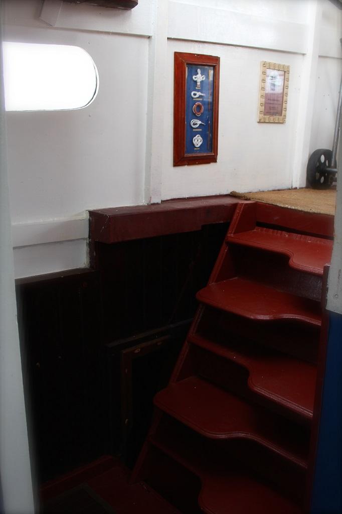 Conheça o nosso barco!