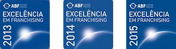 Selos ABF - 2013 - 2014 - 2015