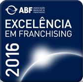 Selo Excelência em Franchising 2016 - ABF