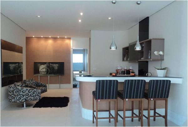 fotos de decoracao de interiores residenciais: – Vinhedo – Lydia Bonini Design E Decoração De Interiores
