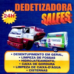 Desentupidora Salfes - São José SC
