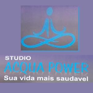 STUDIO ACQUA POWER - Natação, Hidroginástica, Pilates