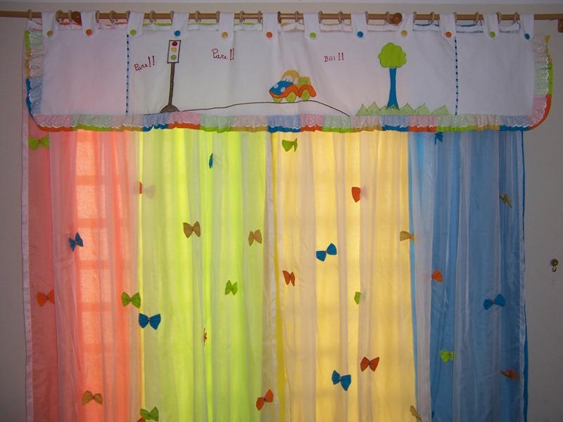 Confec es de cortinas cortinas para quarto infantil dil016 - Cortinas infantil ...